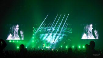 CELINE DION TOUR 2017