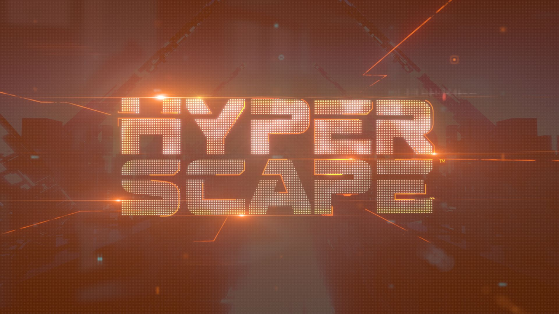 Hyper Scape Logo Animation 01