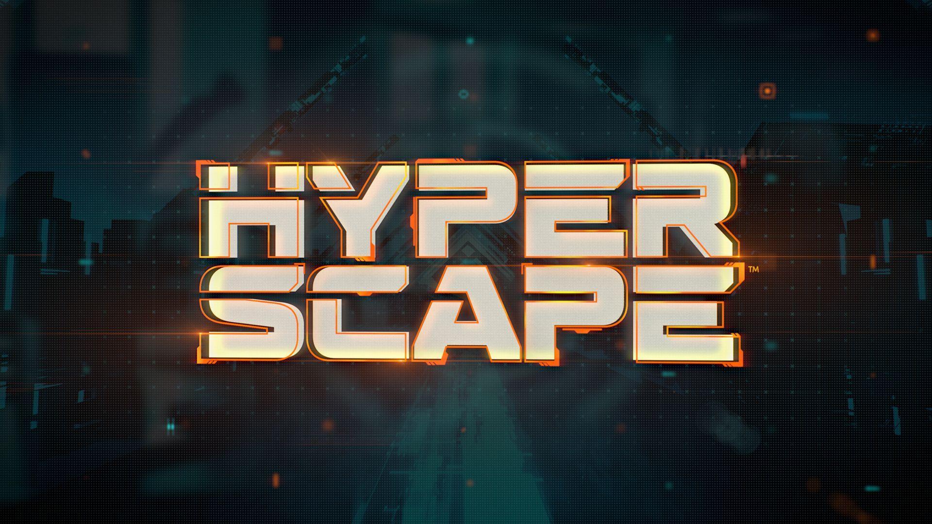 Hyper Scape Logo Animation 09